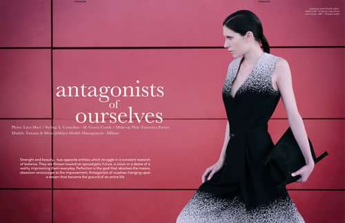 Work  by Luca Maci, Luca Cozzolino, ELEGANT Magazine