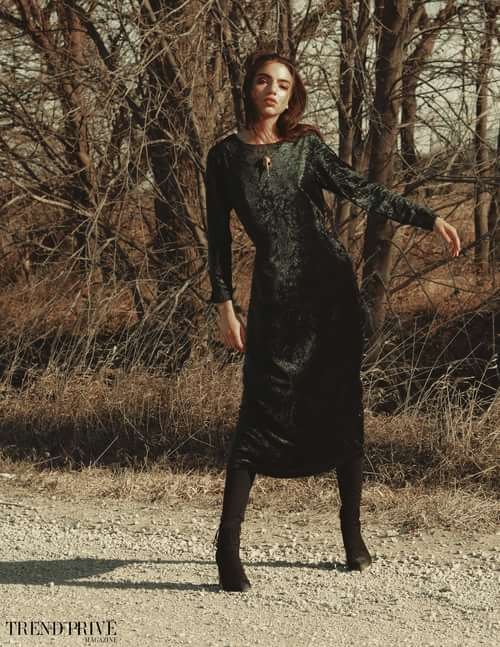 """Midwest Jewels""    by Trend Prive Magazine, Morgan Ann LaRue, Ashley Sierra Orr"
