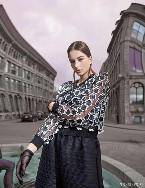 Work  by Trend Prive Magazine, Alexandre Paskanoi, Leanne Hunter, Elena Kamlyk, Sammie M, Gabbie