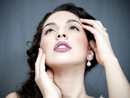 Work  by Iván RDC Photography, Apropos Make Up , Lady Scissors, Bambola Bisuteria, Katixa