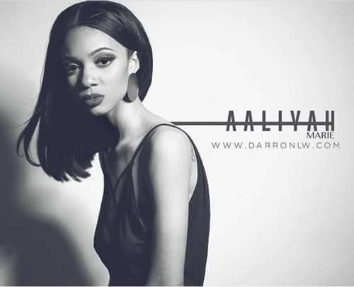 Work  by Aaliyah Fulton, Darron L Whitsett