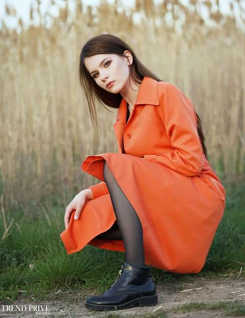 Work  by Anastasia Klopova, Trend Prive Magazine, Valeria Arhipova, Svetlana Kim