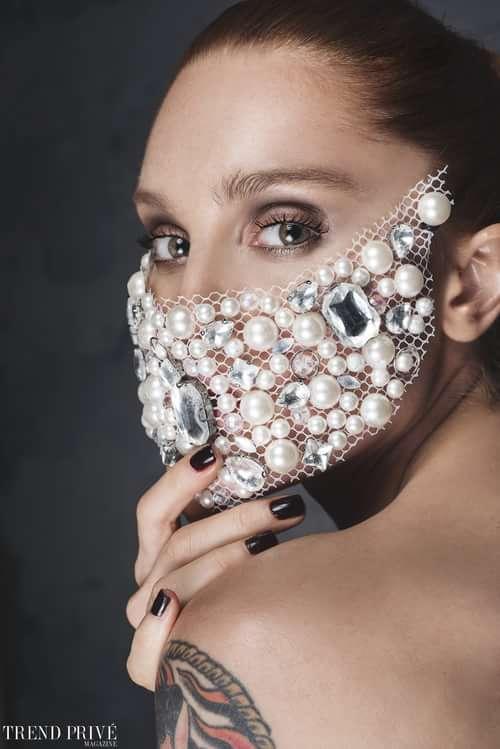 """""""Change Face""""   by Trend Prive Magazine, Simone Panetta, Sara Matteucci, Giulia Luciani, Monica Tonelli Roma"""