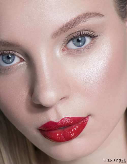 """Skin Deep""    by Trend Prive Magazine, Christine Turek, Diana Liska, Sana Mrad"