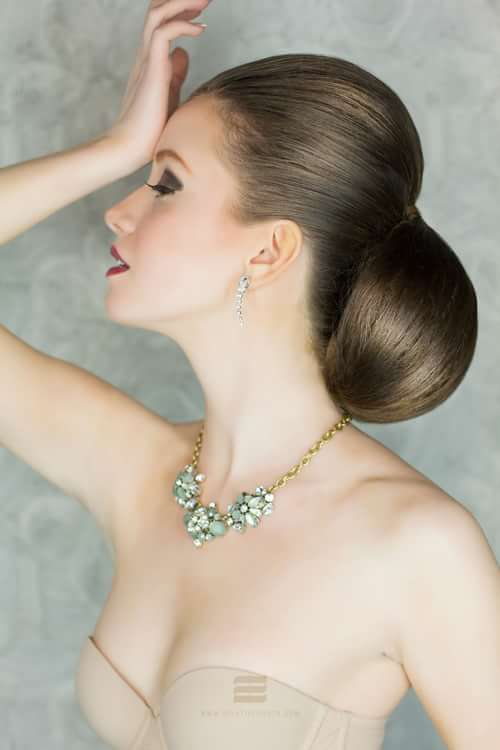 Enchanted Test Beauty Shoot   by Jiro Preston, Charm City Top Knots, Victoria