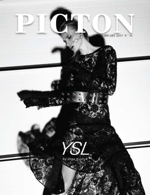 Work  by Picton Magazine, Olga Kushyk