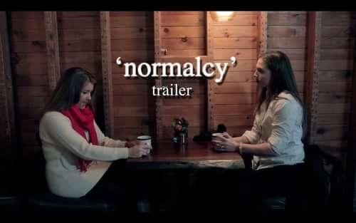 """""""Normalcy"""" Trailer   by Lesley Belo-brown"""