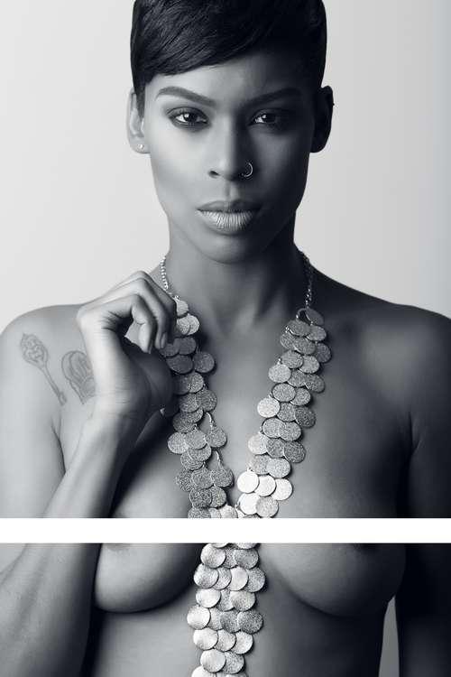 Photographer: Michael J. Smith, Model: Mia   by Akua Robinson