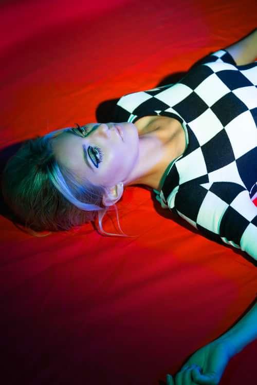 """Electric Dreams""    by Jeff Cohn, Kristie Gibson, Liz Pillera, Frankie Flemming, Toksick Magazine"