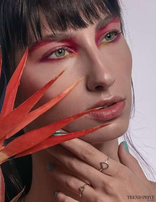 Work  by Trend Prive Magazine,  Márcia Gamma, Barbara Bernardi, Wilson Gamma, Alessandra Kozloski