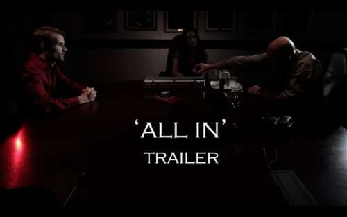 """All In"" Teaser   by Lesley Belo-brown"