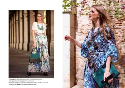 Work  by Gina Gandara, Studio 080 Barcelona, Ott Dubai, Milokka Bags