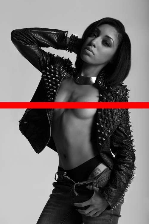 Photographer: Michael J. Smith, Model: Jordan   by Akua Robinson