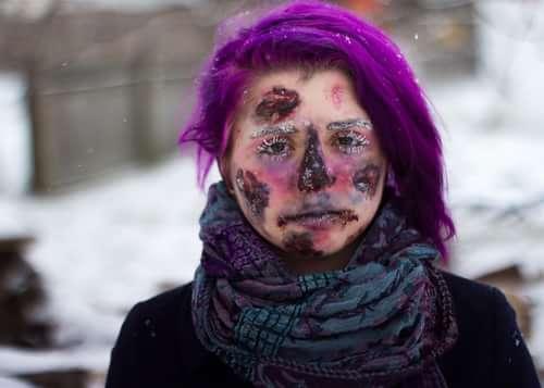 Winter Misery   by Gabby Morganti