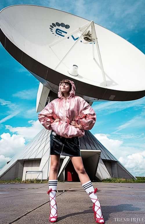 """Radar Screen"" by Andi Papadopoulos   by Trend Prive Magazine, Andi Papadopoulos, Alexandra Fechner, Melanie Huber"