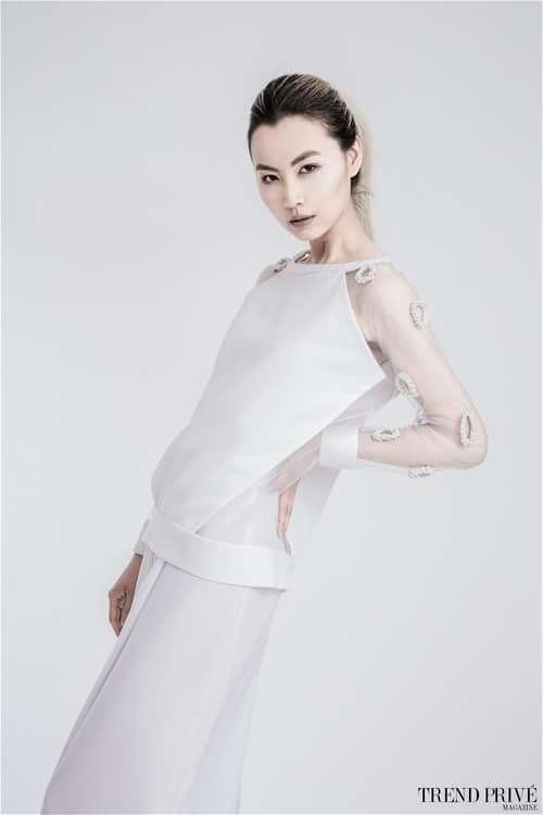 Work  by Trend Prive Magazine, Evangelos Rodoulis,  Bingyang Liu,  Irina Alexandrovna Oleksjuk, Flawless – By Kate
