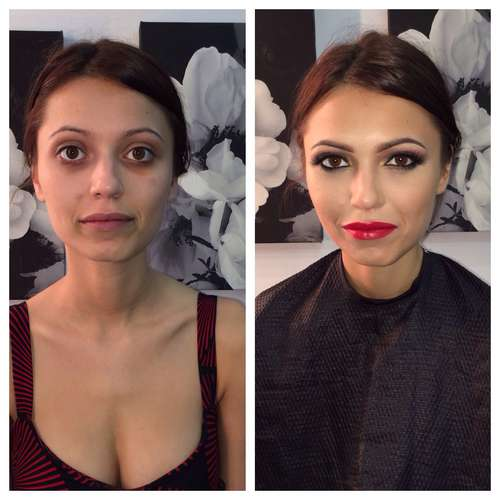 Work   by KilPrity Makeup