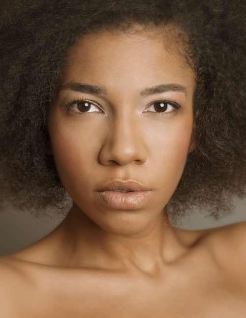 Work  by Yvonne Kiss Photography, Art of Portrait, Bibiane Zimba, Ayr Beauty