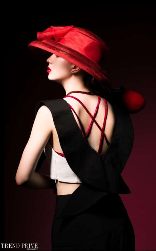 """Madame Dubois""    by Trend Prive Magazine, Erfan Shekarriz, Emma Jane Robertson, Rachel Murphy,  Eve Michel , Dee By Dalia"