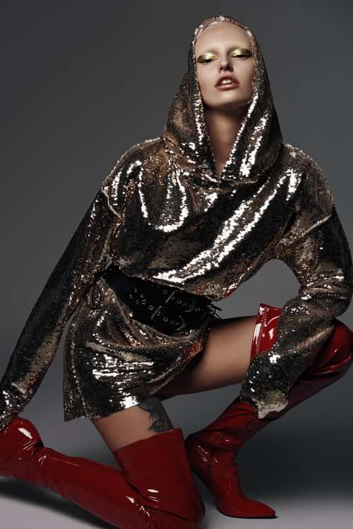Diana for Obvious magazine   by Amer Mohamad