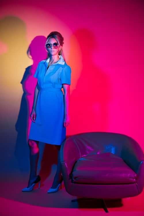 """Electric Dreams""    by Jeff Cohn, Kristie Gibson, Frankie Flemming, Liz Pillera, Toksick Magazine"