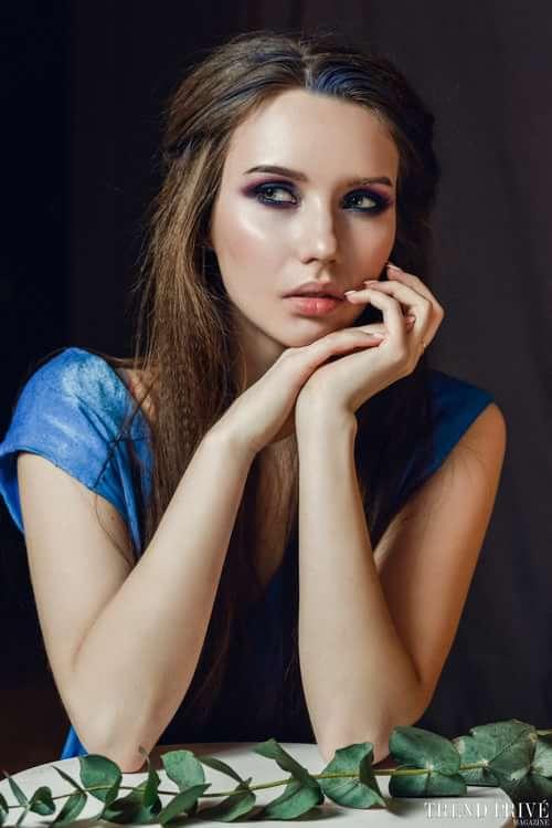 Work  by Trend Prive Magazine, Alina Shchurova, Natalia Rudneva, Angelina Dravant