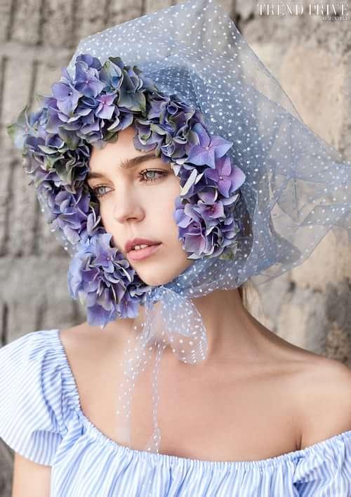 """""""Jardin""""    by Trend Prive Magazine, Catalina Magee, Natallia Jolliet, Caio Faria, Anna Gambalonga"""