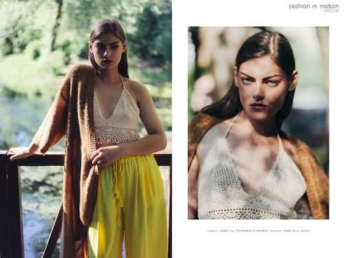 secret garden for fashion in motion magazine    by Kate Vtkbm, Fashion in Motion Magazine, Gevorg, Albina Sharifullina