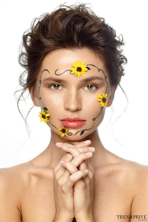 """""""Breath of Spring""""    by Trend Prive Magazine, Alexey Olivenko, Julia Brig @juliabrigmua,  Yuliya Loginovskaya"""