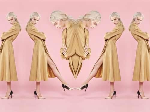 Work  by Trend Prive Magazine, Sofia French