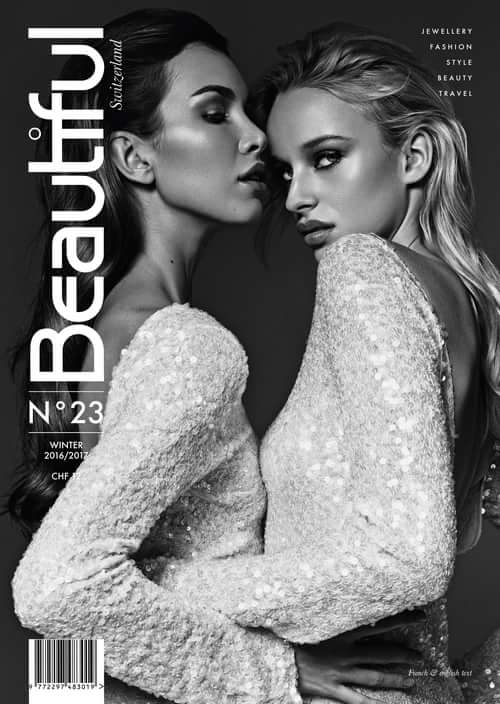 cover of Beautiful magazine    by Amer Mohamad