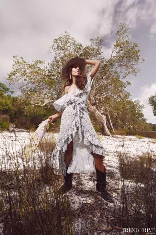 Work  by Trend Prive Magazine, Eli Samuel, Constance Bailey , Leigh Latona