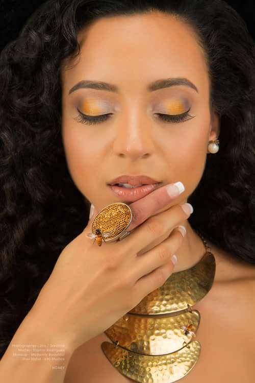 A Taste of Light : Honey | Avant Garde Magazine   by Jiro Preston, 630 Studios, Modernly Beautiful, Sofia R