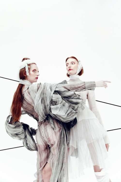 Work  by Elena Goi, Anna Yachinkovskaya  , Tatiana Perova, Anastasia Devyatkina, Maria Krasnova