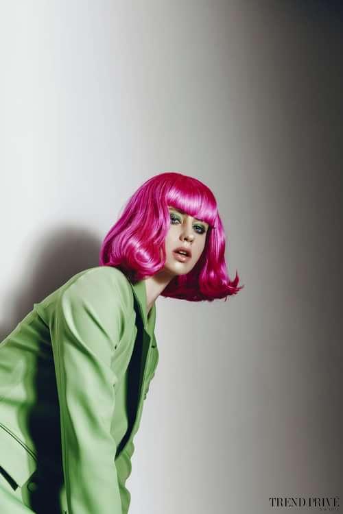 Work  by Trend Prive Magazine, Alice Gimmelli, Valentina Corbisero, Alessandra Pucci, Laura Towers, Eleonora Sergio, Tara Corinne