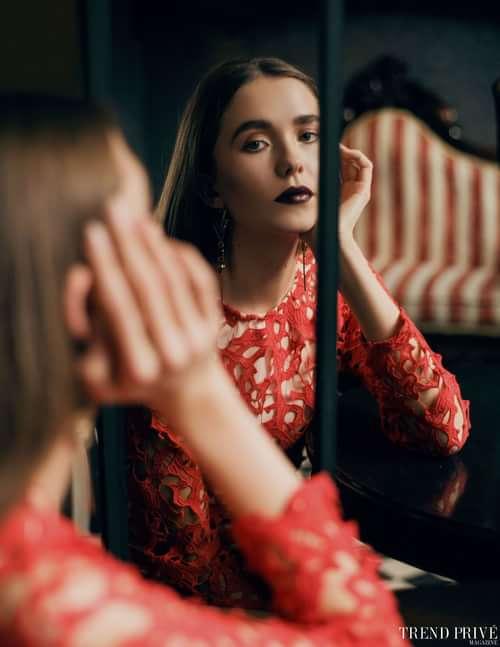 """""""Lust for Luxe""""    by Trend Prive Magazine, Łucja Stefaniuk, Kate Południewska, Ania Kukułka"""