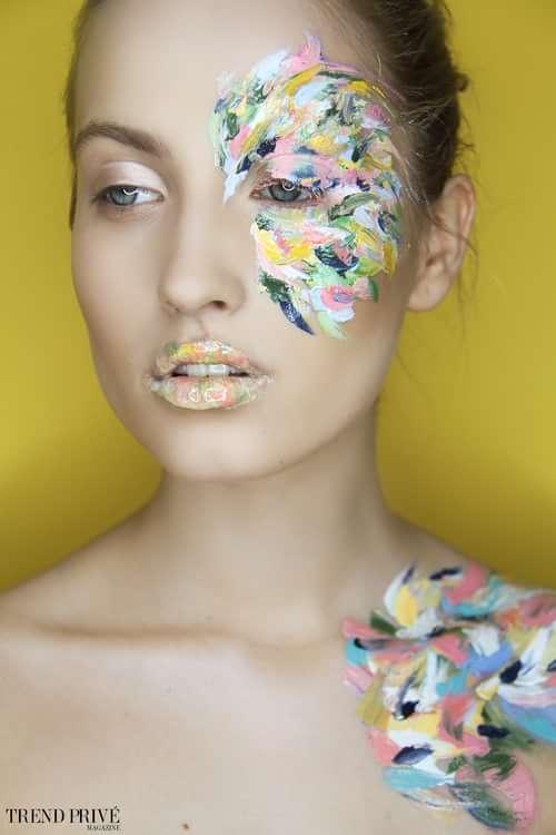 Work  by Trend Prive Magazine, Veronika Milcheva, Lucia Vyshnevska, Ekaterina Prosenyuk