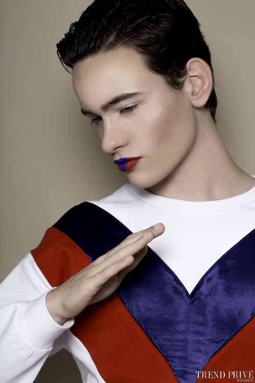 Work  by Trend Prive Magazine, Matthys Kuyvenhoven, MAVIH,  Stephanie Verhart, First Style Styling