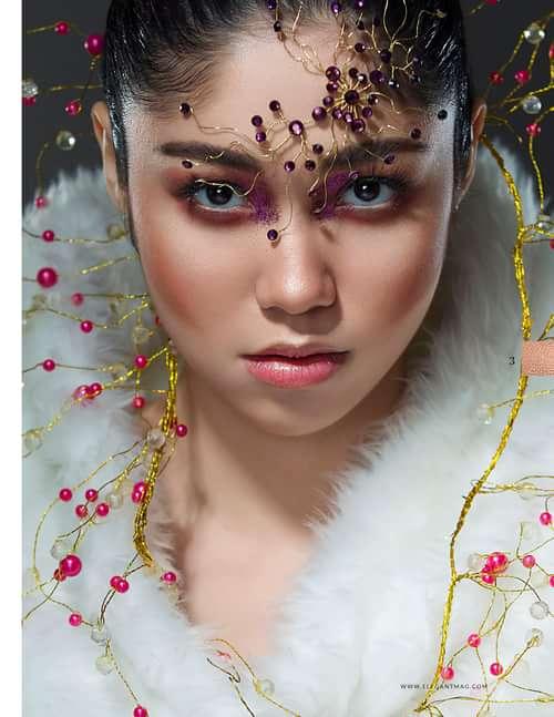 Work  by Miko Colon, ELEGANT Magazine, Jerico Ryan Magpantay, J. Chakra Alariao, Brigette Reyes