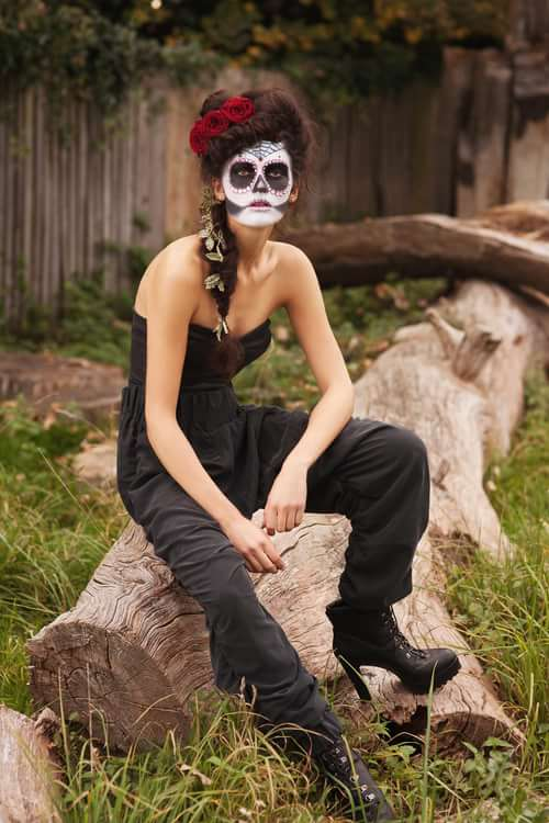 The Day of the Dead   by Alessandra Bertoni , Mary Sullivan, Gergo Sipos, Hayley Evans, Andrada Bodea, Antonia Munich, Wonderlust